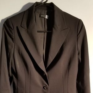 Saks Fifth Avenue Signature Blazer Black Size 6